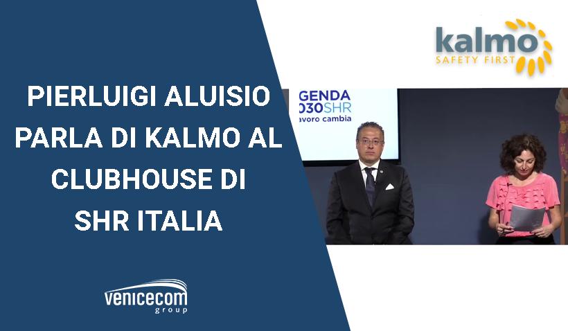La Suite di Kalmo presentata al Clubhouse di SHR Italia